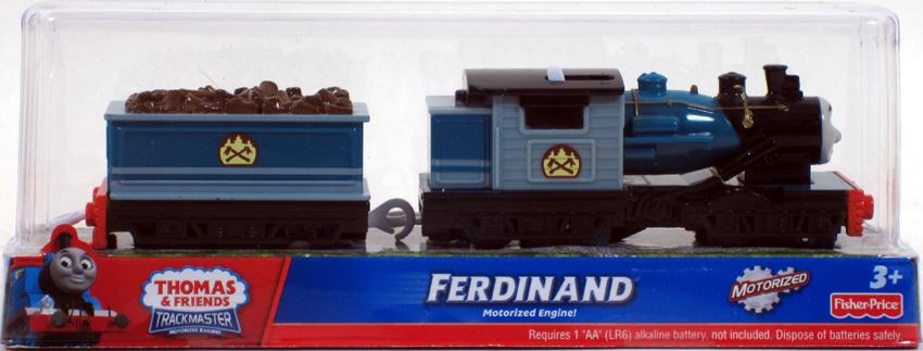 Fp Thomas Amp Friends Trackmaster Ferdinand Motorized Engine