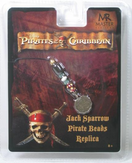 Mr pirates of the caribbean jack sparrow pirate beads ebay - Monsieur pirate ...