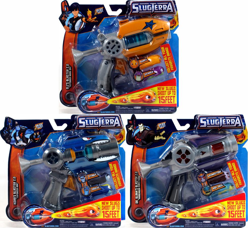 Battle For Terra Toys : Slugterra lego slugs quotes